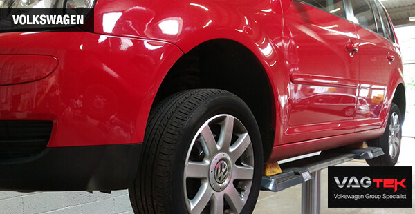 Volkswagen servicing Wimbledon